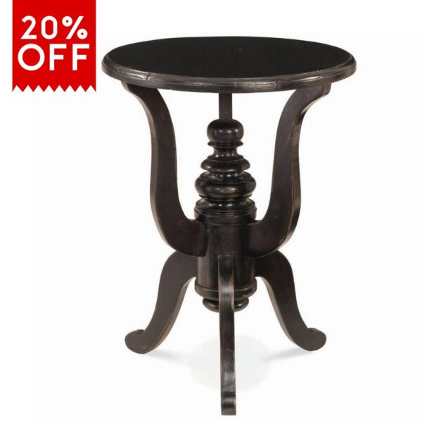 20% off darby side table ctr
